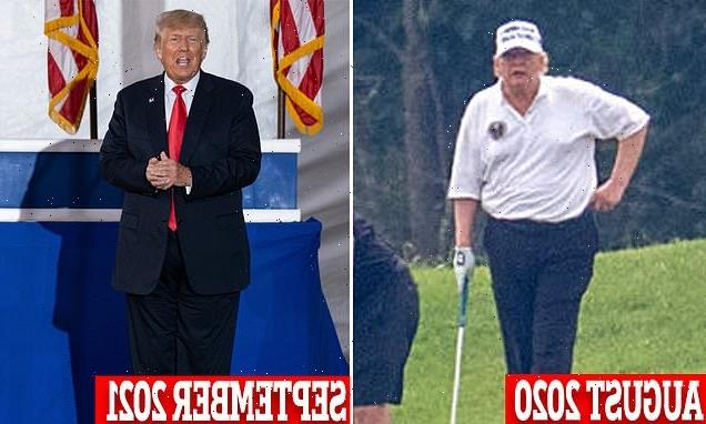 Jason Miller: Trump 'far happier' and lost 25 pounds since leaving WH