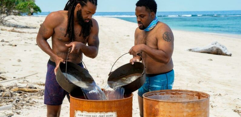 Jeff Probst Would 'Never' Take the Risk Deshawn and Danny Took in 'Survivor' Season 41 Episode 4