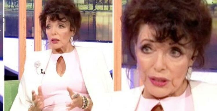 Joan Collins leaves One Show viewers gobsmacked with 'ageless' appearance: 'How is she 88′