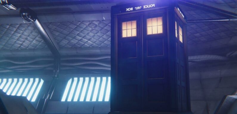 Jodie Whittaker and David Tennant team up in reveal of Doctor Who game
