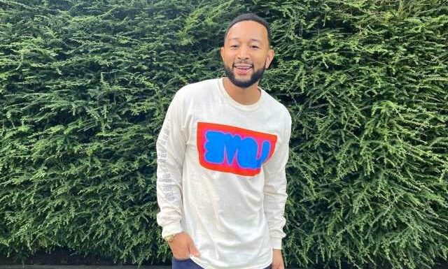 John Legend Signs On As Producing Team of The Temptations Musical