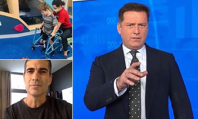 Karl Stefanovic explodes at Qld over disabled boy in quarantine