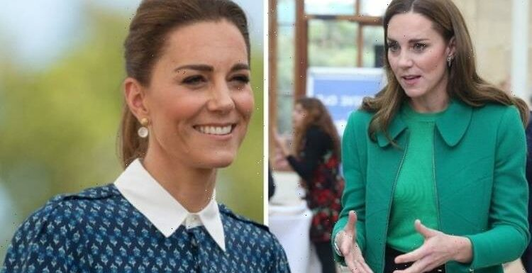 Kate Middleton: Duchess 'isn't afraid' to recycle jewellery – making her more 'relatable'