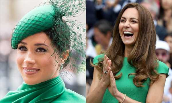Kate Middleton and Meghan Markle just made this fashion trend cool again