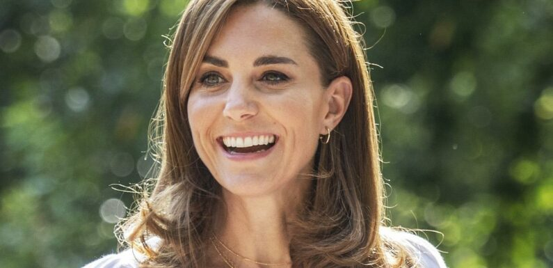 Kate Middleton loves theseultra-flattering trousers for staying chic and comfortable