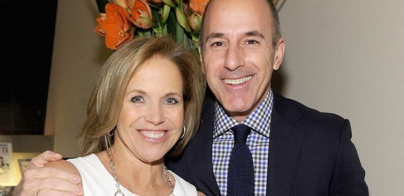 Katie Couric Reveals Alleged Texts Sent to Matt Lauer After His Sexual Misconduct Firing