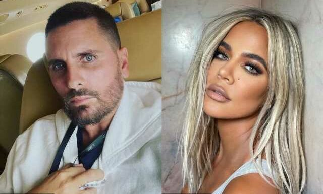 Khloe Kardashian Attends Kim's 'SNL' Afterparty Arm-in-Arm With Scott Disick