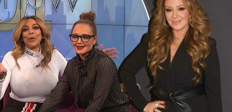 Leah Remini to guest host The Wendy Williams Show