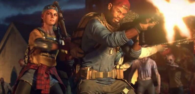 Left 4 Dead fans ecstatic at Back 4 Blood launch say zombie game is 'a blast'
