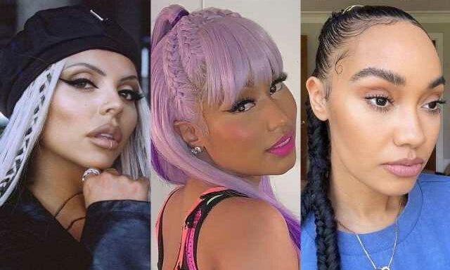 Leigh-Anne Pinnock Unfollows Nicki Minaj After Rapper Defends Jesy Nelson Amid 'Blackfishing' Claims