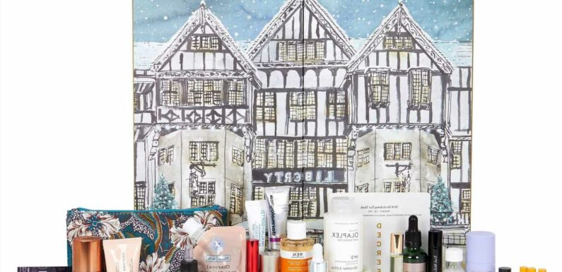 Liberty Advent Calendar 2021 revealed and it's on sale now – here's what's inside