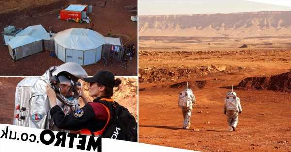 Life on Mars: scientists simulate the Red Planet on Earth to train astronauts