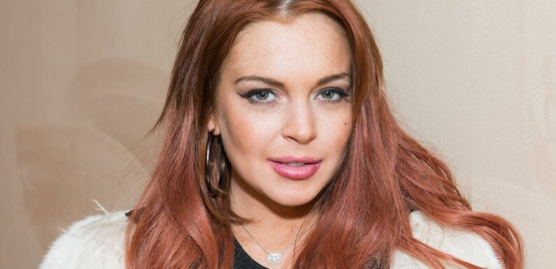 Lindsay Lohan Is Starting a New Podcast With Studio71