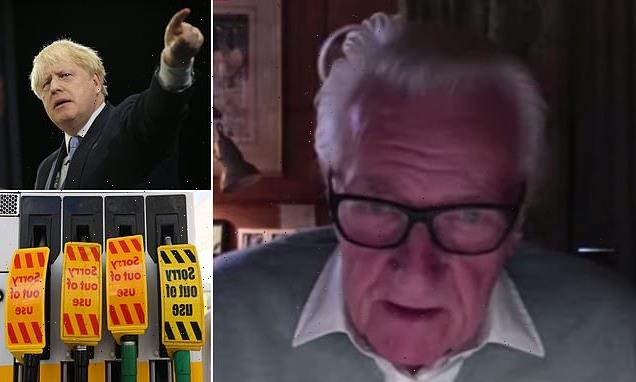 Lord Heseltine warns UK facing 'very nasty situation' this winter