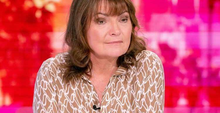 Lorraine Kelly heartbroken as 'funny and lovely' former ITV co-star dies