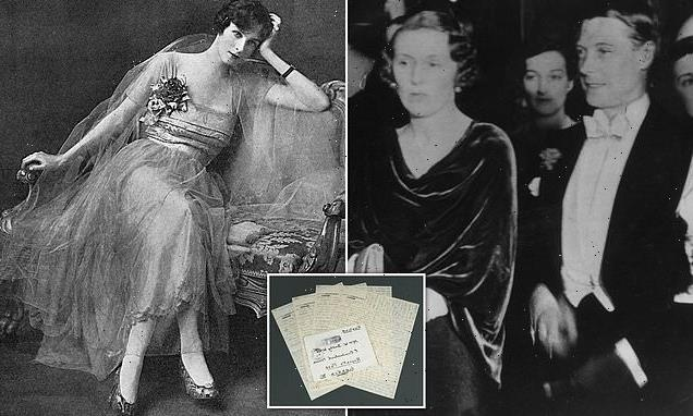 Love letter sent by Edward VIII to married woman to be sold at auction