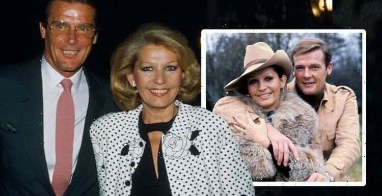 Luisa Mattioli dead: Roger Moore's third wife dies aged 85 after being 'ill for some time'