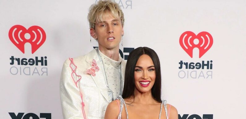 MGK, Megan Fox Give Each Other Matching Ink: 'F—king Best Tattoo'