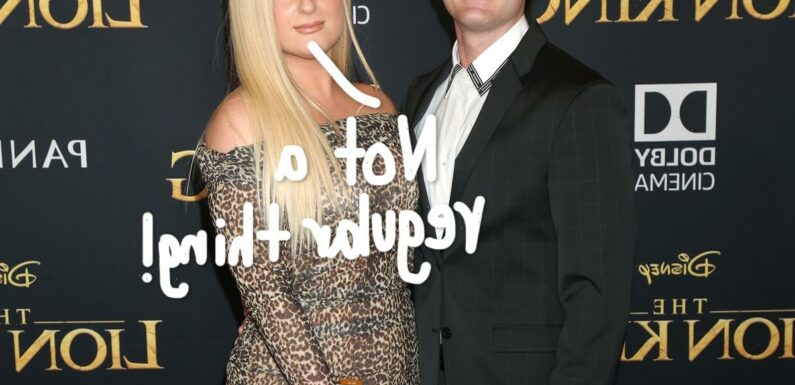 Meghan Trainor Clears Up How Many Times She & Daryl Sabara Have Actually Pooped Next To Each Other!