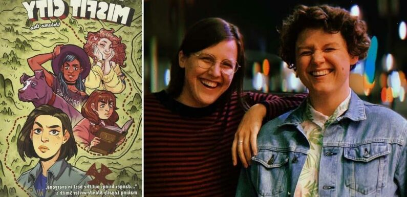 Misfit City Series Based On Graphic Novels In Works At HBO Max From Hannah Hafey, Kaitlin Smith & BOOM! Studios