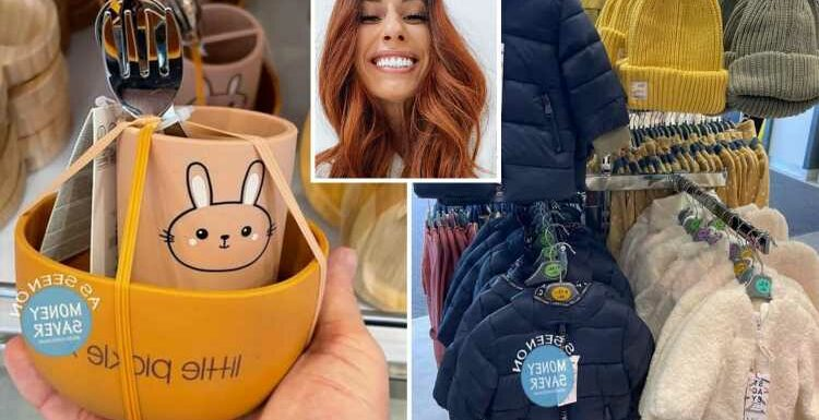 Mums are raving about Stacey Solomon's 'absolutely gorgeous' Primark baby line and prices start at £2