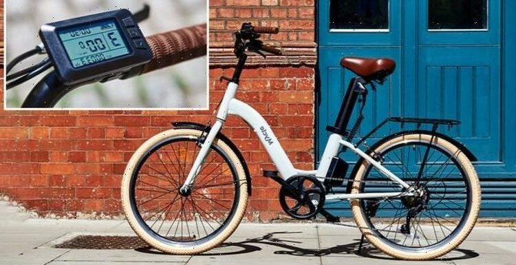 Mycle is a modern electric bike …but comes with a vintage style and unbelievable price