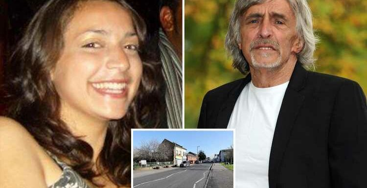 Mystery surrounds death of murdered British student Meredith Kercher's dad after he was found in street with fractures