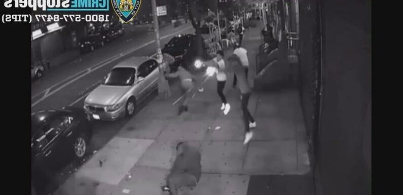 NYC Wild West shooting caught on camera in new videos released by police