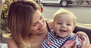 Nadia Essex rushes baby son Ezekiel to hospital with 'viral infection'