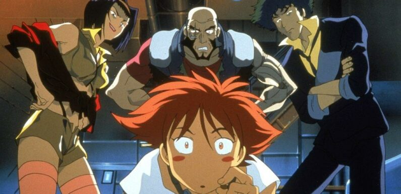 Neflix Acquires Rights To Stream All 26 Episodes of 'Cowboy Bebop' Anime Series