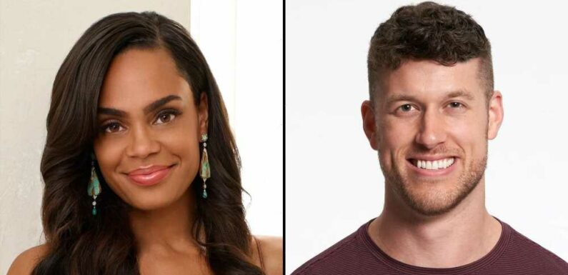 New Bachelor Clayton Says Michelle May Be 'The One' in 'Bachelorette' Clip