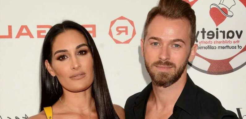 Nikki Bella: Artem Gets 'Embarrassed' When I Talk About Our Sex Life