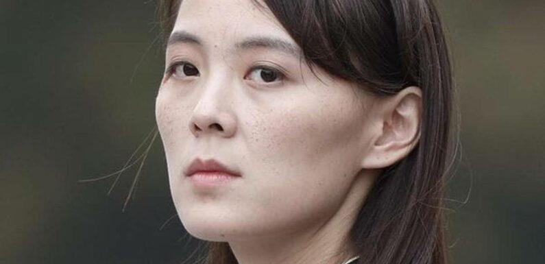 North Korea's Kim Yo-jong fast becoming world's most dangerous woman