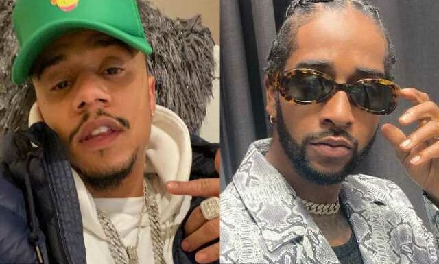Omarion on Lil Fizz's Public Apology: It's 'Appropriate'