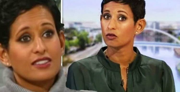 'Outrageous' BBC presenter Naga Munchetty responds to rumours she's been 'replaced'