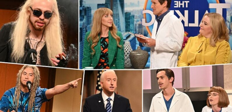 Owen Wilson SNL Sketches Ranked: New Cast Member Takes Over Biden Impression in Solid Debut
