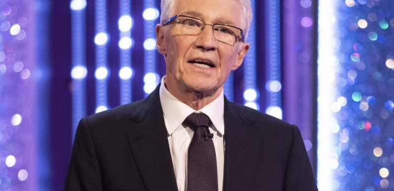 Paul O'Grady reveals he got hit in the face by a Great Dane while walking in his local park