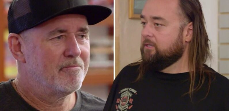 Pawn Stars' Chumlee shuts down seller who attempts to unload autographed Pearl Jam poster for a huge price