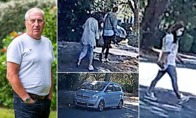 Police release CCTV images of 'Rolex Ripper' suspects