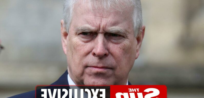 Prince Andrew banned from lavish banquet with Charles & senior royals in fresh snub