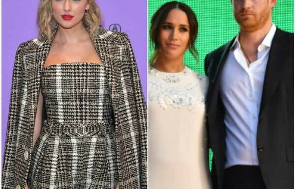 Prince Harry and Meghan Markle Prove They're A-List Celebrities by Taking Page Out of Taylor Swift's Book