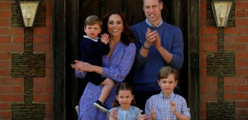 Prince William, Kate Middleton want to give their children a 'peaceful childhood' despite royal titles: author