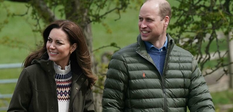 Prince William and Kate Middleton's touching meeting revealed and it links to a royal tour