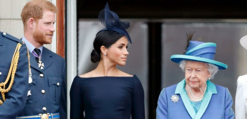 Queen plots 'serious gamble' by giving Meghan and Harry special honour, expert says