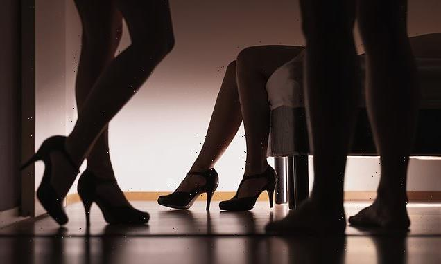 Receptionist describes her first threesome at sex club