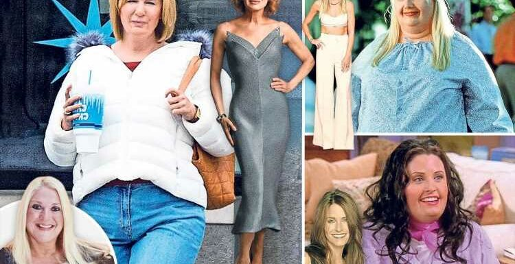 Renee Zellwegger wearing fat suit is an insult to curvy women – & as bad as pretending to be black, says Vanessa Feltz