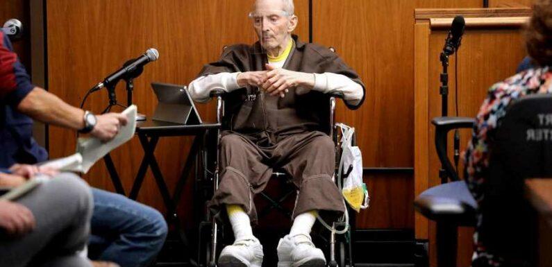 Robert Durst Sentenced To Life Without Parole in Susan Berman Murder