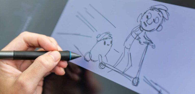 Ron's Gone Wrong… the Brit-based animation magic behind new smash hit Disney movie