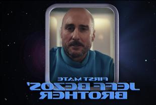 SNL: Luke Wilson Joins Brother Owen to Parody Star Trek and Jeff Bezos' 'Midlife Crisis of Cosmic Proportions' — Watch