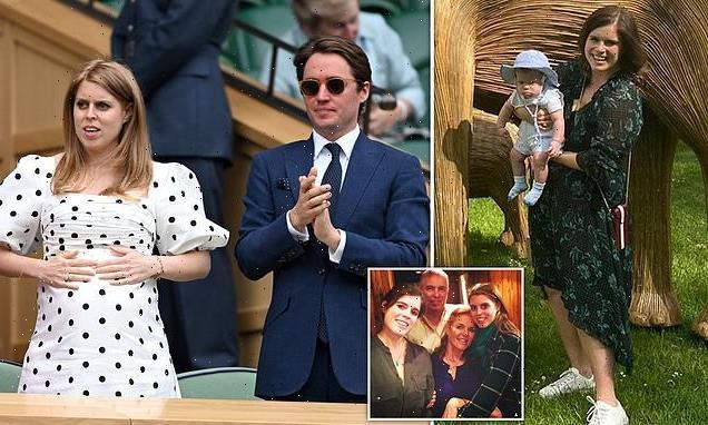 Sarah Ferguson gushes over Princess Eugenie and Princess Beatrice